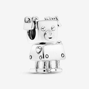 🌸Pandora Bobby Bot Charm